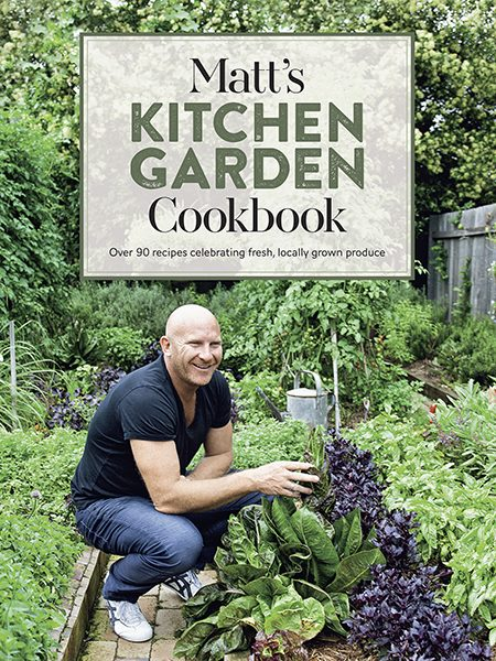 Matt's kitchen garden cookbook Rob Palmer Photography