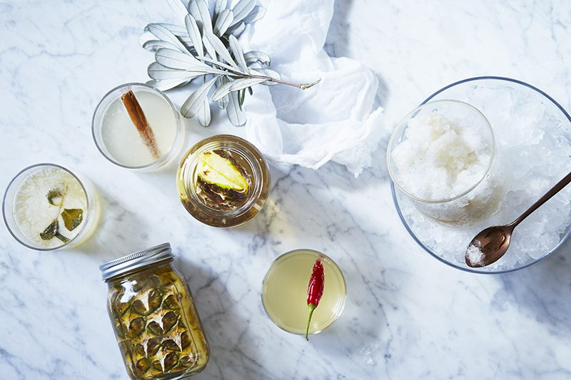Probiotic drinks at home Rob Palmer Photography
