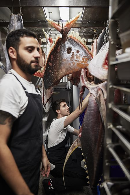 Josh Niland- The Whole Fish Cookbook Rob Palmer Photography